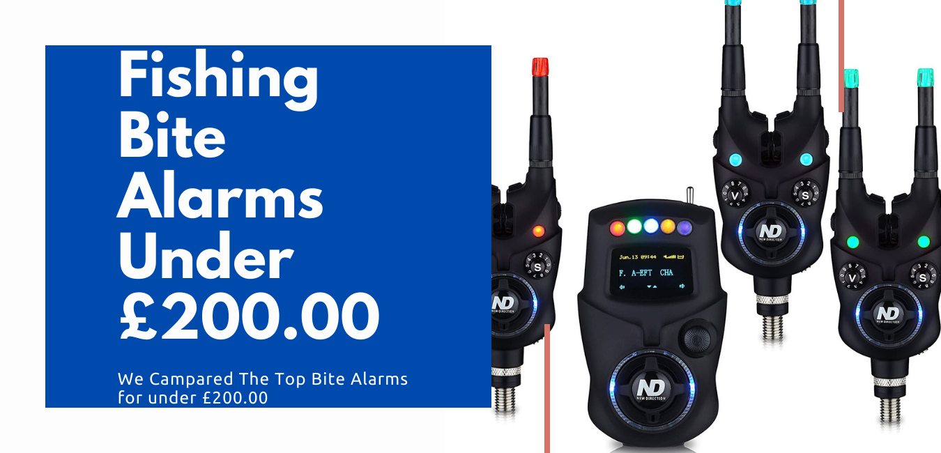 Fishing Bite Alarms For Under £200