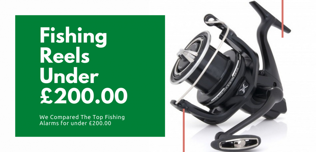 Best Fishing Reels For Under £200