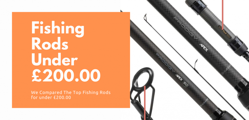 Best Fishing Rods For Under £200