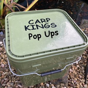 carp fishing pop up stickers
